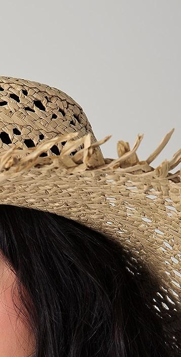 Bop Basics Open Weave Sunhat