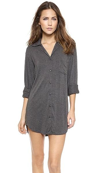 Bop Basics Pajama Top Chemise