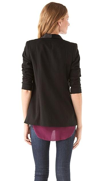 Bop Basics Tuxedo Jacket