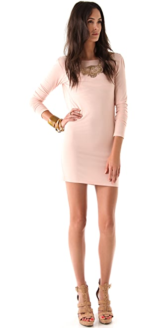 Bop Basics Draped Tracy Dress