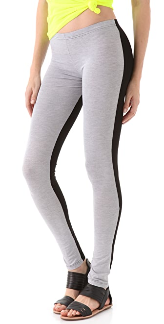 Bop Basics Two Tone Leggings