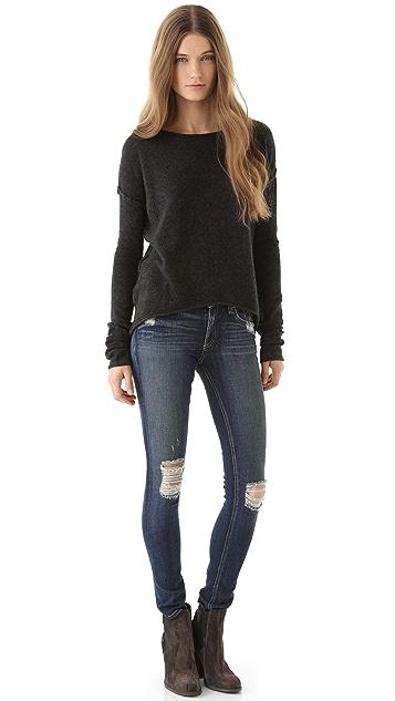 Bop Basics Infinite Cashmere Sweater