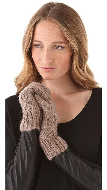 Bop Basics Thick Knit Gloves