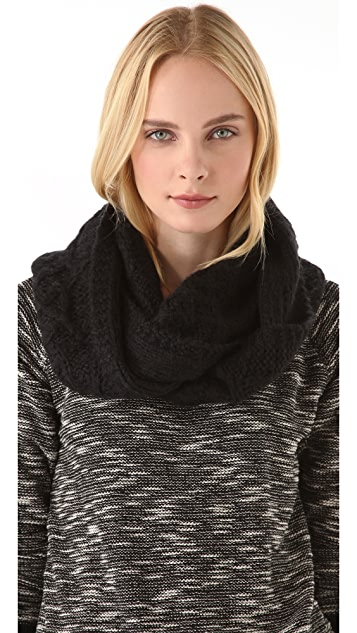 Bop Basics Thick Knit Infinity Scarf
