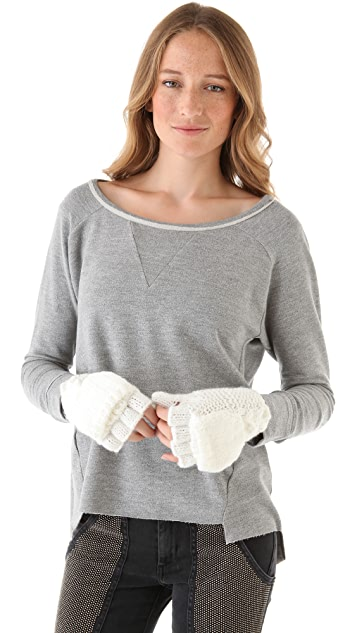Bop Basics Fisherman Pop Over Gloves