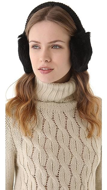 Bop Basics Fur Earmuffs