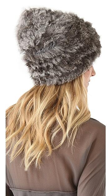 Bop Basics Slouchy Fur Hat
