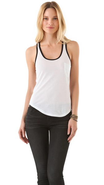 Bop Basics Racer Back Tank Top