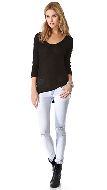 Bop Basics The Ellipser Cashmere Sweater