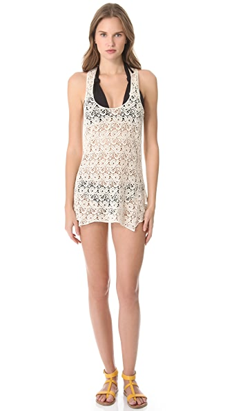 Bop Basics Poppy Lace Cover Up Dress