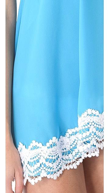 Bop Basics Breakers Cover Up Mini Dress