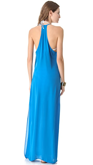 Bop Basics Cover Up Maxi Dress