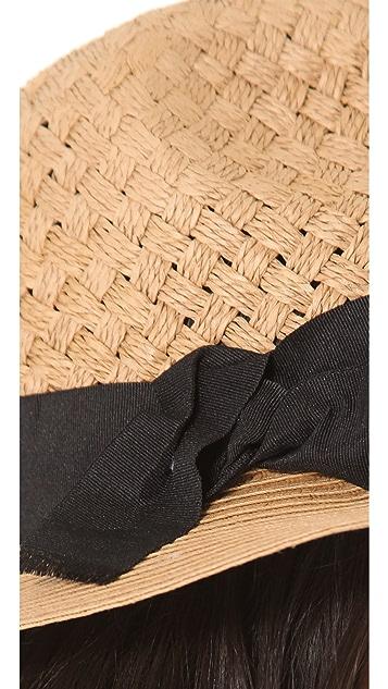 Bop Basics Basket Weave Fedora