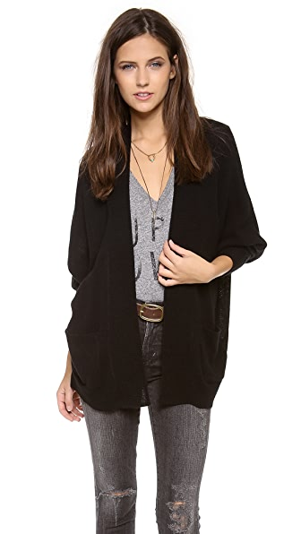 Bop Basics The Ashbury Cashmere Cardigan Sweater