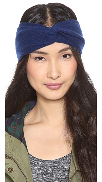 Bop Basics Cashmere Twisted Headband