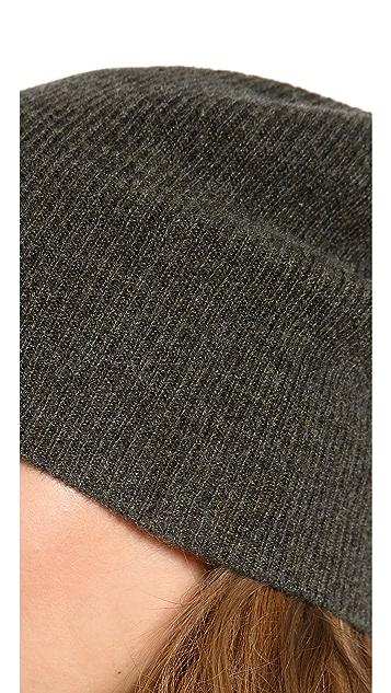 Bop Basics Cashmere Oversized Beanie
