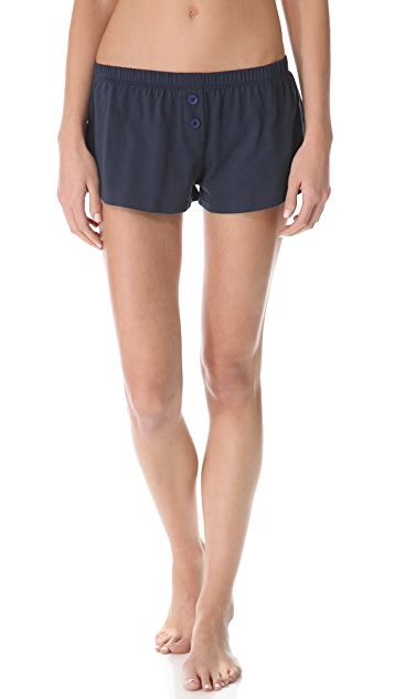Bop Basics Piped Pajamas Set