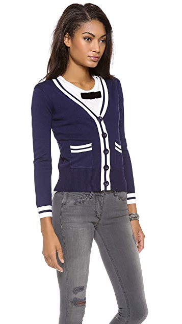 Bop Basics V Neck Cardigan