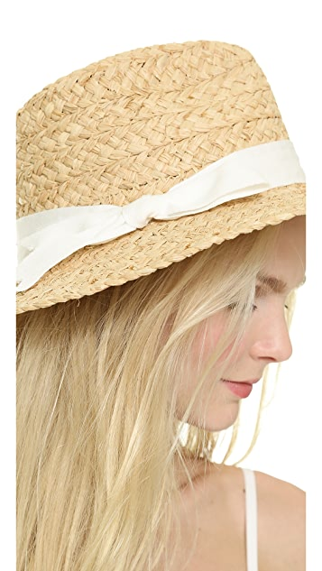 Bop Basics Thick Raffia Braid Hat