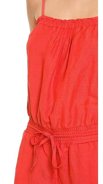 Bop Basics Beachy Cover Up Jumpsuit