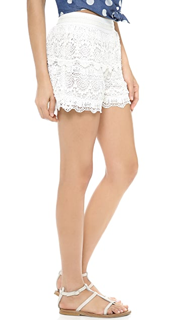 Bop Basics Cutie Beach Shorts