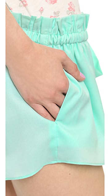 Bop Basics Femme Shorts