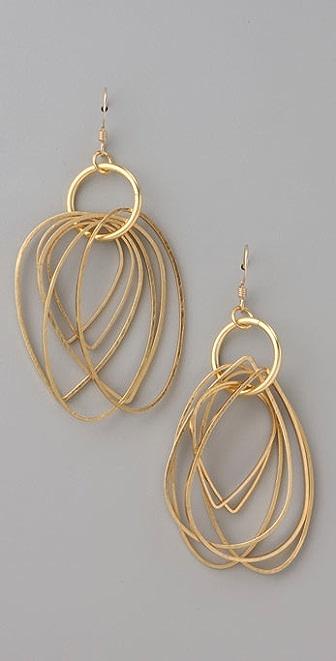 Bop Bijoux Link to Link Earrings