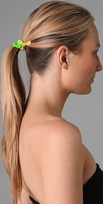 Bop Bijoux Solid Neon Hair Tie Set
