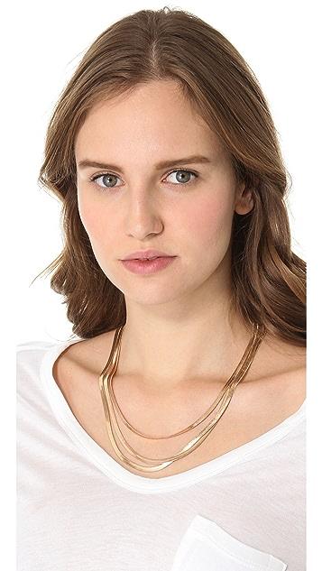 Bop Bijoux Twisted Chain Necklace