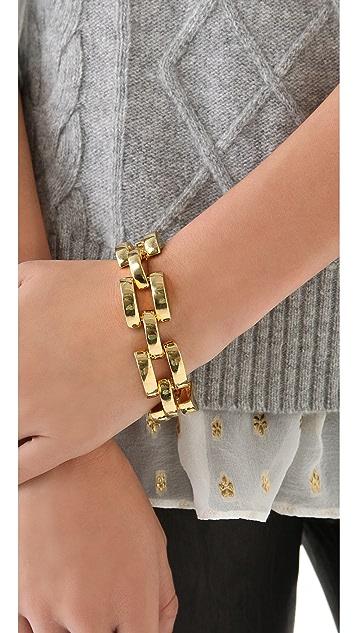 Bop Bijoux Smooth Link Bracelet