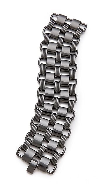 Bop Bijoux Double Box Chain Bracelet