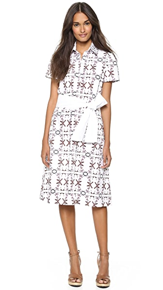Born Free Carolina Herrera Shirtdress