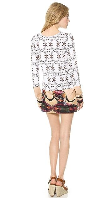 Born Free Vera Wang Mini Dress