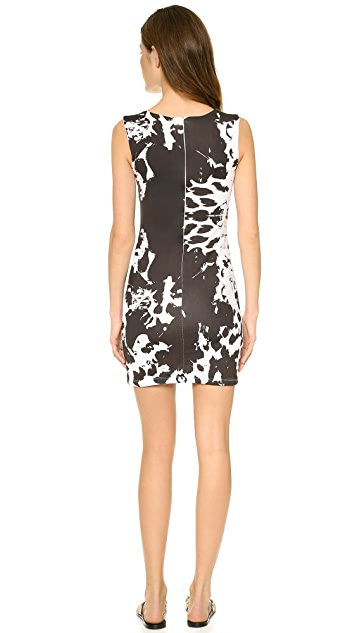 Born Free Versace Sheath Dress
