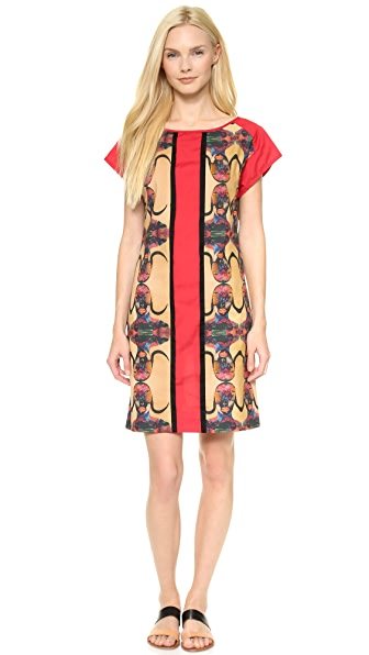 Born Free Alberta Ferretti Tunic Dress