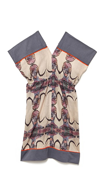 Born Free lemlem Child's Patio Dress