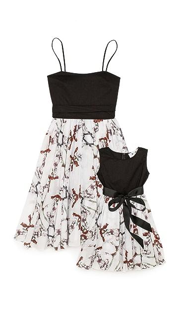 Born Free Marchesa Child's Party Dress