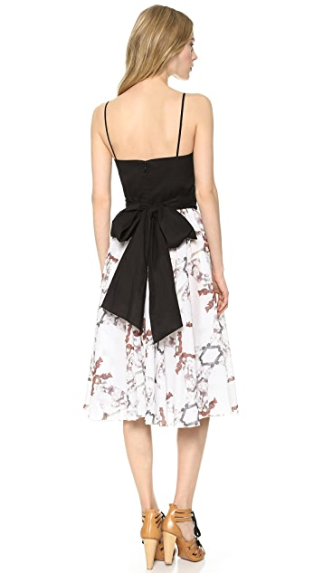 Born Free Marchesa Party Dress