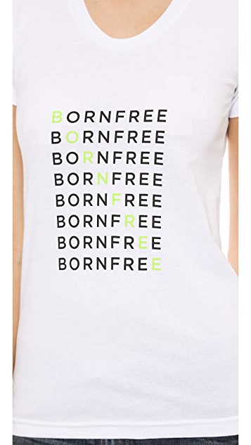 Born Free Born Free Tee