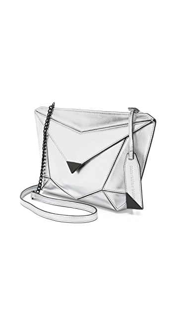 Botkier Coco Rocha x Botkier London Cross Body Clutch