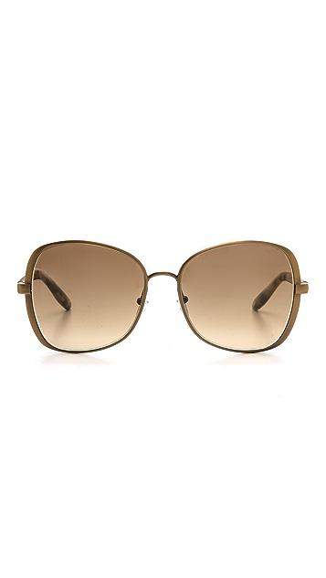 Bottega Veneta Special Fit Glam Sunglasses