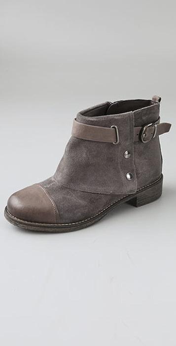Boutique 9 Cooper Spat Flat Booties