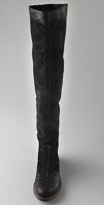 Boutique 9 Nichola Over the Knee Suede Boots