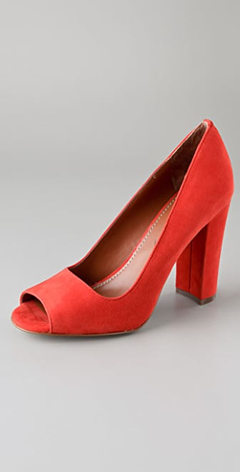 Boutique 9 Meredith Suede Pumps