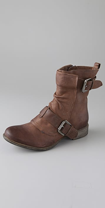 Boutique 9 Rusty 2 Strap Spat Booties