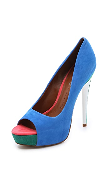 Boutique 9 Claudius Platform Pumps