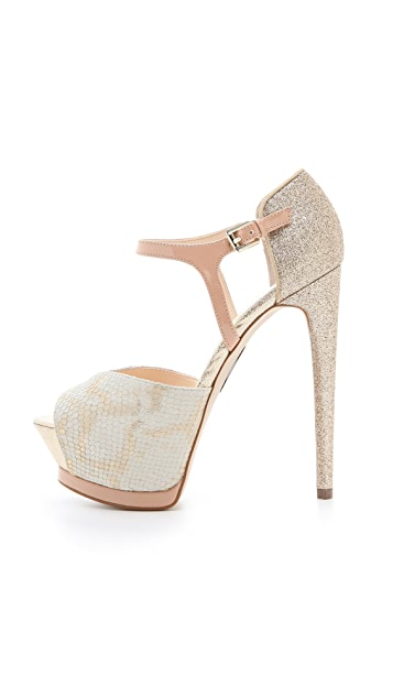 Boutique 9 Nerissa Platform Sandals