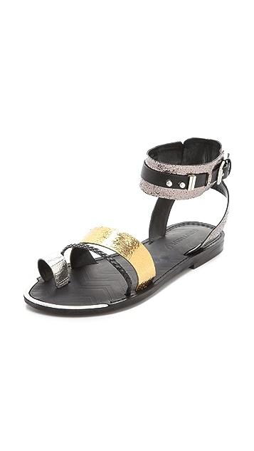 Boutique 9 Pahana Flat Sandals