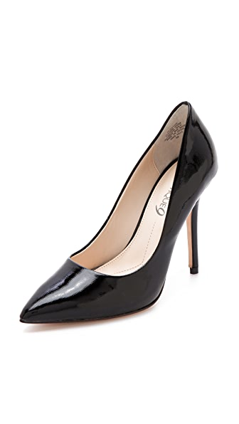 Boutique 9 Justine Patent Leather Pumps