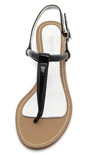 Boutique 9 Pandi Wedge Sandals
